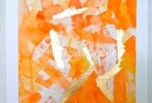 Tangerine Tango / Tangerine Orange Color Inspiration