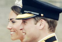 William & Kate / The Royal Family