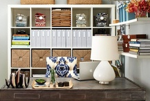 Organization Ideas / I have a confession...I'm organizationally challenged.  I want to be organized and my mom always contributes it to my incredibly small, 900 square foot, home!  She may be right, but I really want to be organized! / by Kathleen Davis