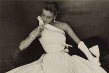 Vintage Beauty / I wish we could go back to the times when clothing and hairstyles were this classy..I was born in the wrong time / by Pamela Childers