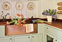 ~ Kitchen & Bath ~ / by Angela Lopaska