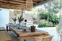 Outdoor Living | Home Decor / We love the beauty of nature and outdoor living!