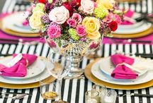Terrific TableScapes / Beautiful Table Settings for Every Occasion