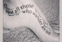 Ink / by Keisha Lewis