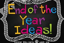 End of the Year Ideas / by Seusstastic