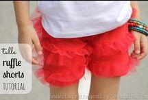 SEWING - Shorts