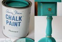 Annie Sloan Chalk Paint Projects