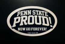 Penn State Proud / by Sue Trotter