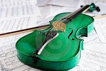 Music Madness / Beautiful Musical Instruments