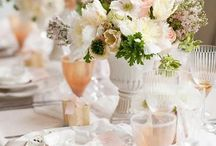 Flowers & Tables