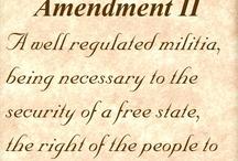 *** Guns & 2nd Amendment*** / by Donna Ingram-Claude