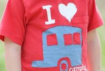 BOYS - Tshirt Ideas / by Twin Dragonfly Designs