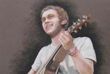 Portraits & Artwork / My original artwork - Chalk pastels by W. Southworth