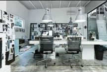 Inside our office_