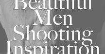 Beautyful Men / Inspirationen für trendige Männerlooks, Shooting Inspiration.