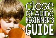 Close Reading / by Melissa Alonzo-Dillard