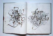 Calligraphy, fonts & symbols