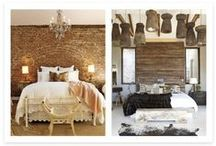 Bedrooms | Home Decor / Luxuriate in your own bedroom retreat and wind down after a long day.