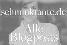 Schminktante * All About Beauty * Alle Blog Posts / Alles aus dem Schminktantenblog. Nie wieder einen Beitrag verpassen. Auf diesem Board findest Du all meine Blogbeiträge und kannst den anschauen, der Dich gerade am meisten interessiert.