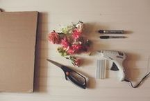 Creative Outlets / Drawing, painting, crafting, etc... / by Patricia Martin