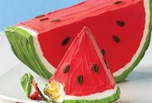 Watermelon Craft Ideas