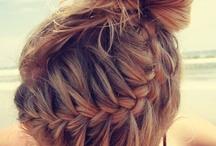 hair / by Jill Cormier