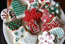Holiday Recipes: Because an Elf's Gotta Eat / Things I hope someone cooks for me.