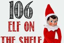 Elf on the Shelf Ideas / Elves. Gotta love 'em. Here are links to Elf on the Shelf ideas, positioning tips, bad Elf ideas, fun things to do with them, and more. Enjoy!