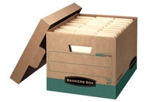100% Recycled / by Bankers Box