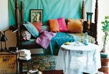 Home: decorating and organizing / Ideas for furniture, decor, and organization at home.