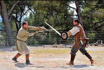 Les Journées Médiévales / Découvrez l'Art du Combat Médiéval et de la Chevalerie sur le Site de la Forteresse de Beaucaire