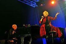 Concert de Nicole CROISILLE / Nicole CROISILLE en Concert Live