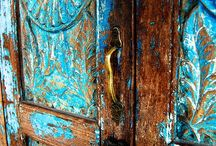 Rusty old Patinas  / by Donna Nemez