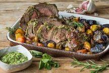 Hauptgerichte / Hier findet ihr tolle Rezepte für Hauptgerichte mit Fisch oder Fleisch, aber genauso vegetarische oder lowcarb #Rezepte.
