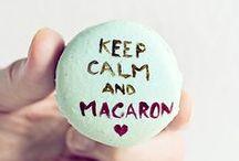 Macarons / Süß, Süßer, Macarons. So machst du dsd feine französische Baisergebäck aus Mandelmehl ganz einfach selbst!