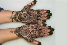 Mehendi designs / Mehendi designs at BeautyGlimpse.com - Checkout the Latest Mehandi Designs
