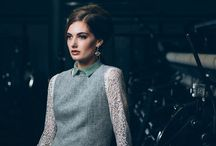Elizabeth Martin Tweed Collection / Designed by Elizabeth Martin Tweed, manufactured in Scotland using 100% British fabrics.
