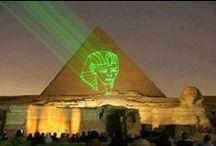 Egypt 11 Structures 2 / Land Of The Gods / by Horror of Jennifer Ashworth💀