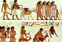 EGYPT 8 - LIFE 2 / BEAUTY / by Horror of Jennifer Ashworth💀