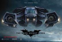 THE DARK KNIGHT 3 / THE  BATMAN........ / by Horror of Jennifer Ashworth💀