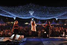 Concert de Julie PIETRI et Patrick JUVET / Julie PIETRI et Patrick JUVET en concert au Salon Taurin, Juillet 2014