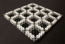 Hama & Perler Beads / HAMA & PERLER bead designs, projects and related resources. / by Villi.Ingi