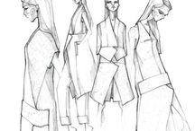 IF / Something about illustration | fashion