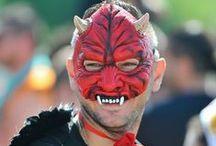 Abrivado Carnavalesque 2015 / A l'occasion des Fêtes de la Madeleine