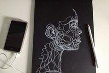 • drawings •