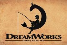 Dreamworks / by obsessivedisneyfan