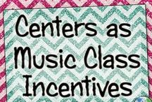 Music Teaching: centers / Ideas for centers in the elementary music classroom