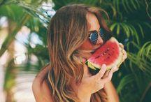 • summer vibes •