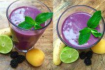 Healthy Almased Smoothies / Leckere Frucht- und Gemüse Shakes mit Almased. Almased Diät Shakes, Fruchtshakes