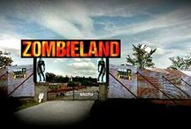 ZombieLand NEWS 1 / NEWS OF THE DEAD / by Horror of Jennifer Ashworth💀